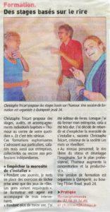 article humour le telegramme Tricart