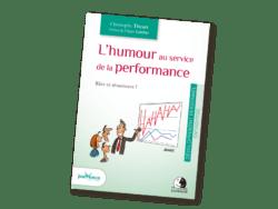 couverture livre humour au service performance