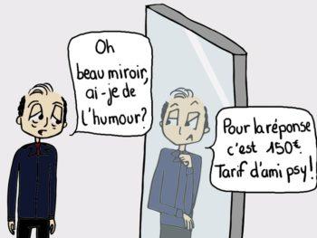 Permalink to: Conseil pour rire n°1 : Tout le monde a de l'humour !