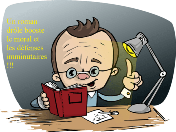 Permalink to: romans à savourer pour leur humour contre les virus