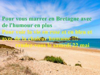 Permalink to: Stage, l'humour au printemps en Bretagne, samedi 22 mai 2021 à Trégunc (29)
