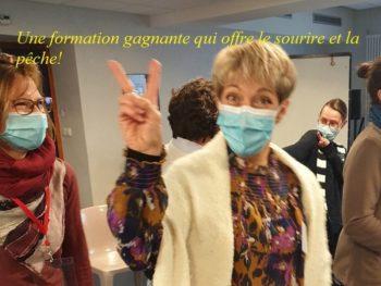 Permalink to: Formation, L'humour pour déstresser et booster l'efficacité, Rennes 19 novembre 2021
